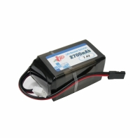 IP 7.4V 2700mAh LiPo Receiver Battery
