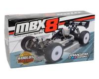 "Mugen Seiki MBX8 ""Worlds Edition"" 1:8 Nitro Buggy Kit"