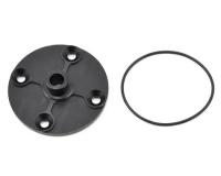 Sworkz S350 BBD Aluminum Center Differential Case Cover (LE)