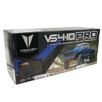 Vanquish VS4-10 PRO 1/10 Rock Crawler Kit Clear Anodized Version w/ Origin Half Cab Body