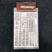 Bittydesign Logo Sticker