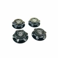 Rhino 17MM Wheel Nuts (Black)