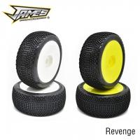 James Racing Revenge 1/8 Buggy Tire (4)